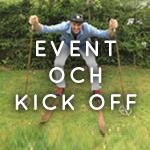 Event och Kick Off
