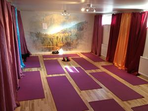 Själalyft Yogastudio
