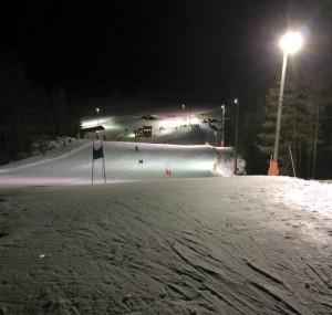 Slalombacke